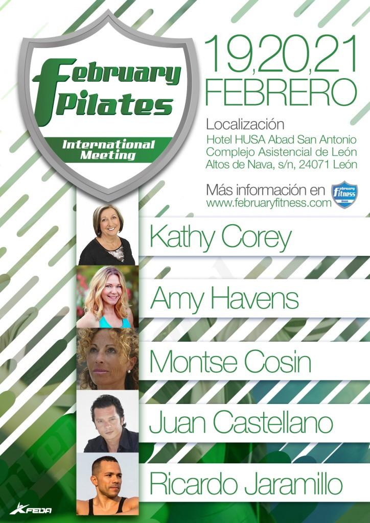 February Pilates International Meeting