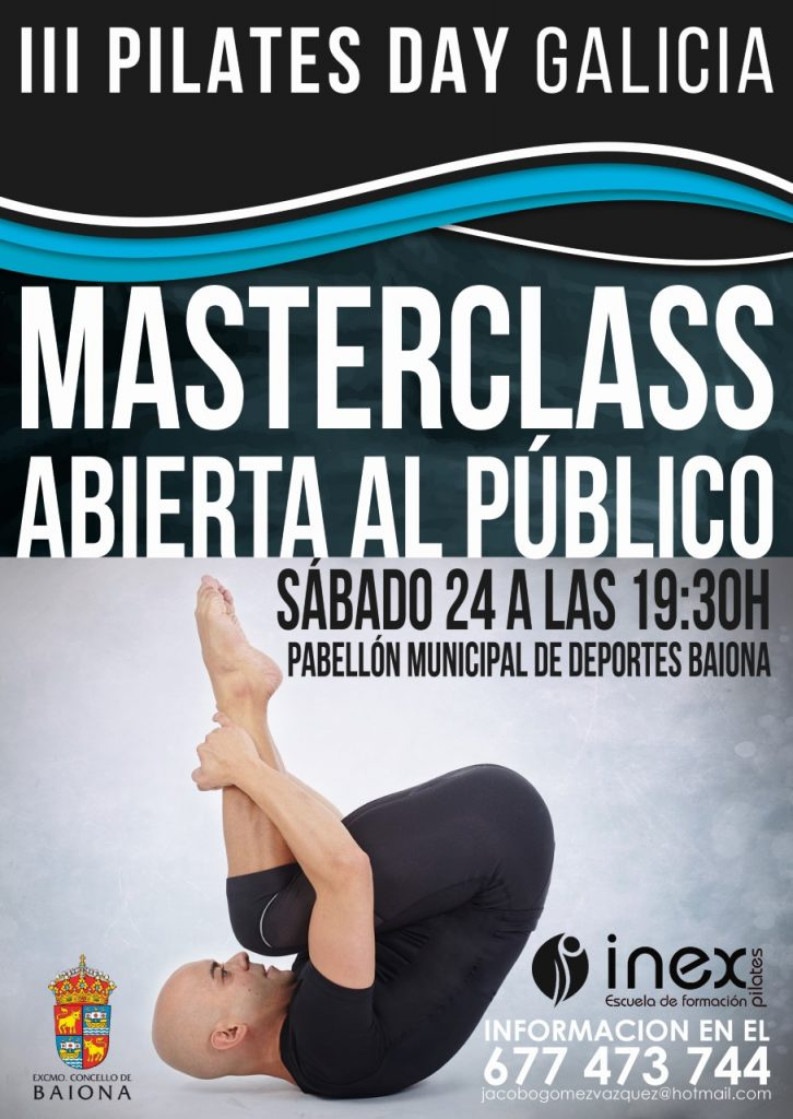 MASTERCLASS III PILATES DAY[1548658]