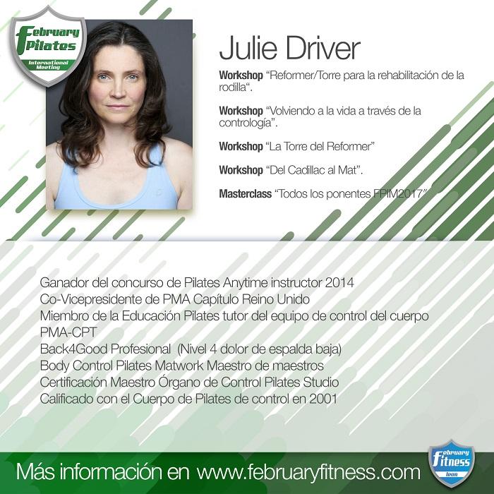 Julie Driver