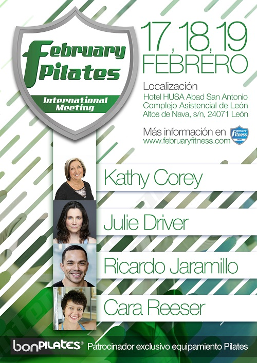 february pilates international meeting