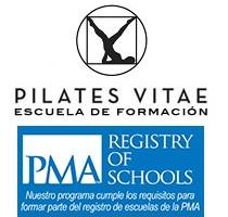 logo pilates vitae