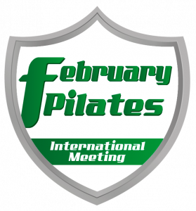 february pilates internationalmeeting logo