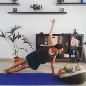 Pilates baby
