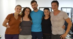 Life Pilates Spanish Team