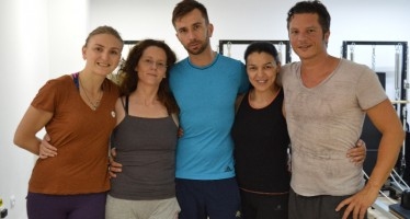 Life Pilates Spanish Team