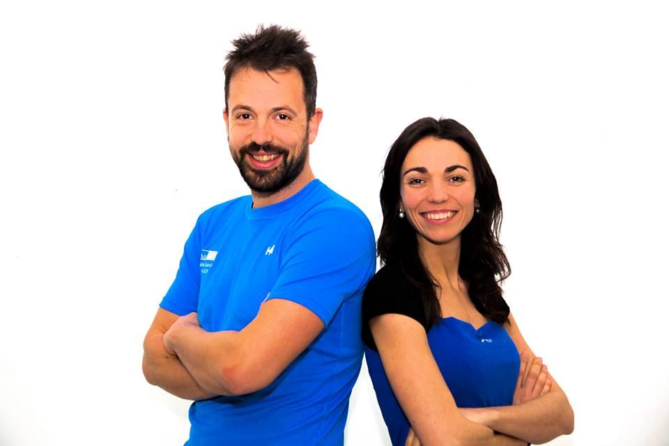 Pablo García y Sonia Blanco