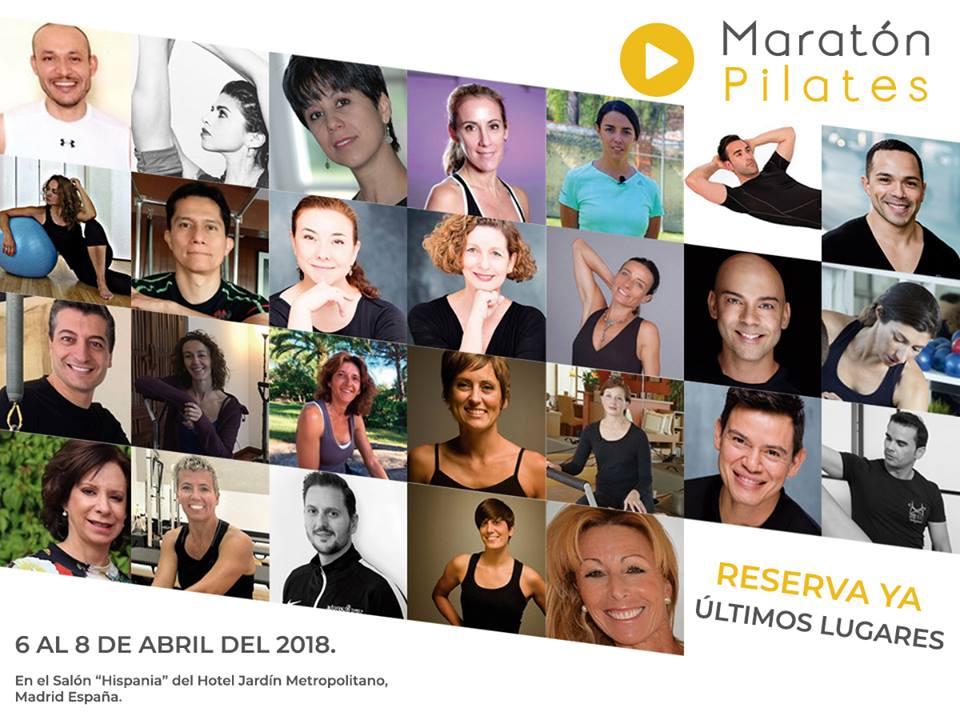 Maratón de Pilates