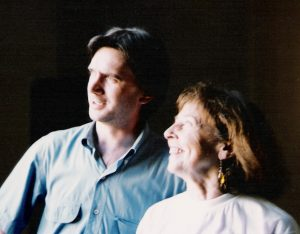Romana y Bosco en 1993