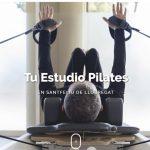 Estudi Pilates Sant Feliu. Directores Fernando Morán y Pilar Sanjuanes