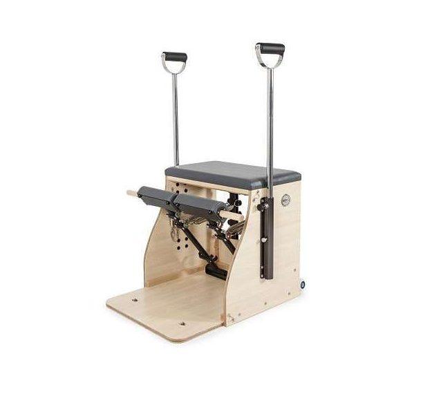 Elina: Combo Chair, base de madera