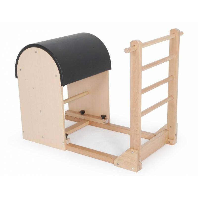Elina: Ladder Barrel de Madera