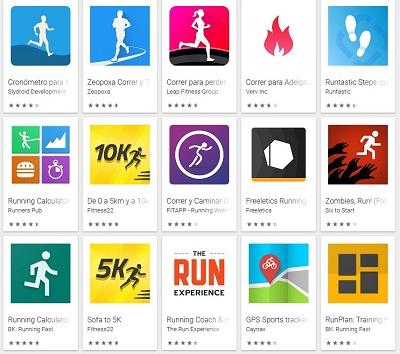 aplicaciones running - Pilates y nuevas tecnologías