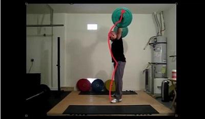 trayectoria kinovea - Pilates y nuevas tecnologías