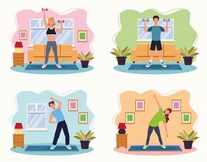 actividad fisica 4 - La actividad física en España durante el confinamiento
