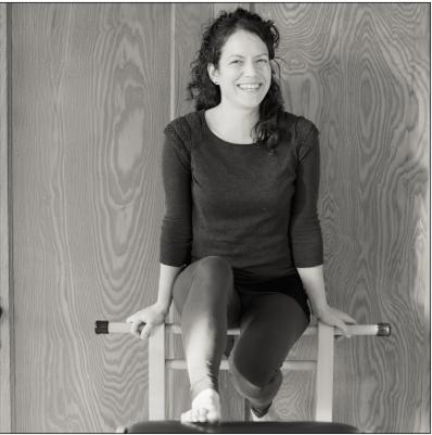 Elaine Ewing Rhinbeck Pilates - Serendipia: Original Pilates Photos