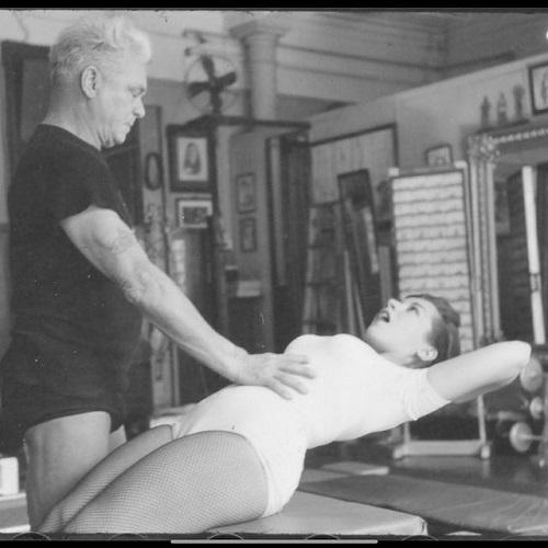 dual tasking malbin pilates - Serendipia: Original Pilates Photos