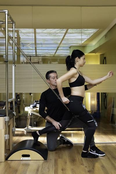Manuel Pedregal 1 - Pilates con un enfoque excepcional