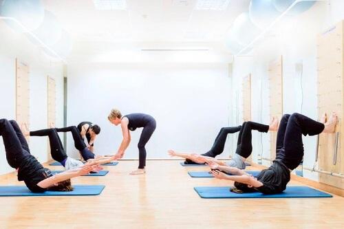 eva espuelas matwork barcelona - Formación: Instructor de Pilates Mat-Suelo