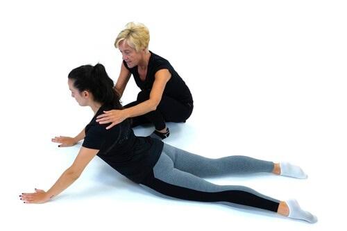 eva espuelas pilates mat barcelona - Formación: Instructor de Pilates Mat-Suelo