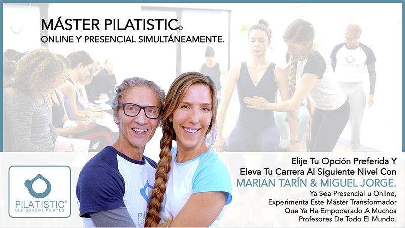 master pilatistic - formación-pilatistic